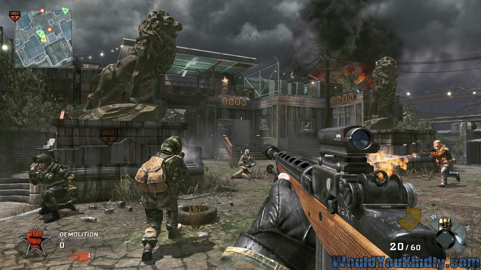 Ll Warfare Epic