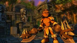 Barbarian class introduced dungeon defenders dlc not for consoles - Dungeon defenders 2 console ...