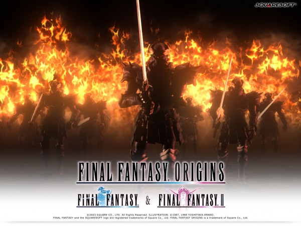 Final Fantasy: Origins to be released on PSN