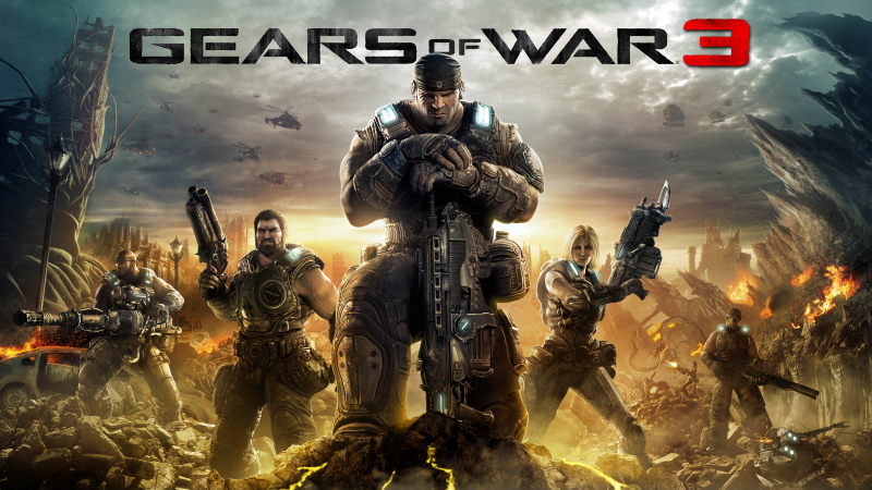 Wouldyoukindly com » Xbox spring showcase: Gears 3 beta