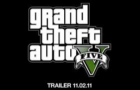 GTA V Logo Revealed; Trailer Teased