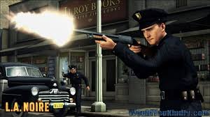 Team Bondi: L.A. Noire DLC might see cases from unused burglary, fraud desks [Update]
