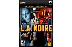 L.A. Noire's Complete Edition investigates the PC in November