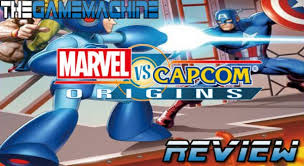 The Game Machine: Marvel Vs Capcom Origins