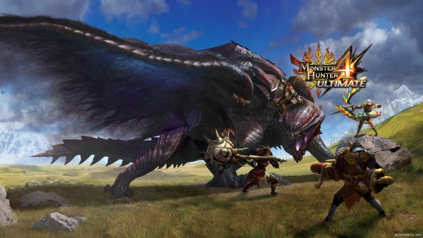24 Hours of Monster Hunter 4 Ultimate