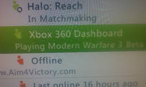 Modern Warfare 3 closed beta on Xbox LIVE? [Update]