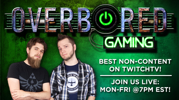 OverBored Gaming: June 2014 Failures