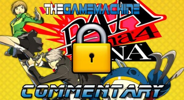 The Game Machine: Persona 4 Arena Disk Locking Disaster?