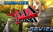 The Game Machine: Persona 4 Arena Review 360/PS3