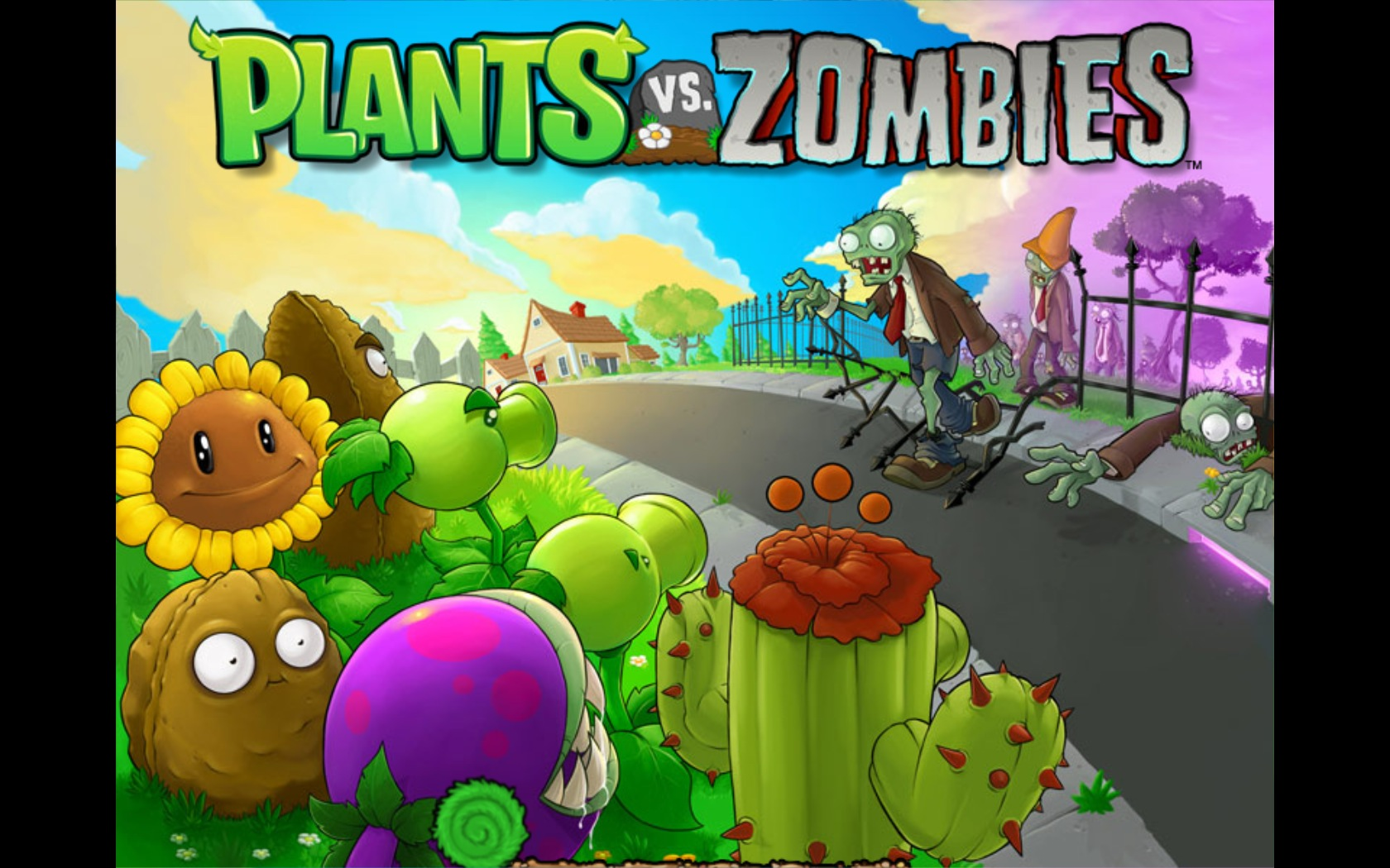 Plants v.s Zombies Review [PC]