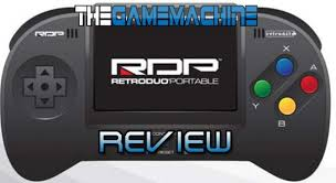 The Game Machine: Retro Duo Portable Review