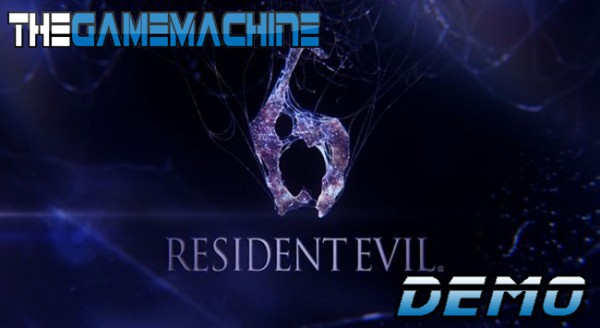The Game Machine: Resident Evil 6 Demo