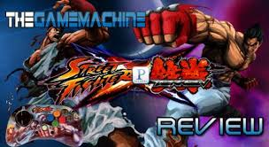 The Game Machine: Street Fighter X Tekken