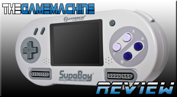 The Game Machine: Supaboy Review