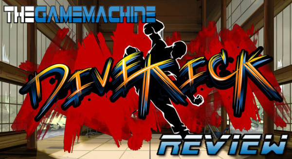 The Game Machine: Divekick Review