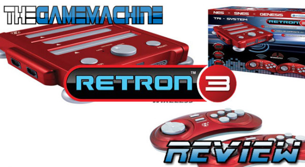 The Game Machine: RetroN 3 Review