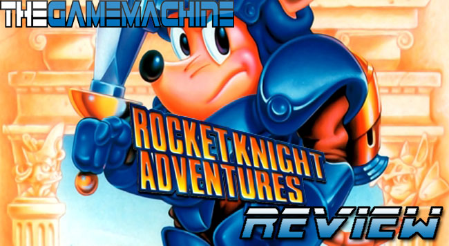 The Game Machine: Rocket Knight Adventures Review