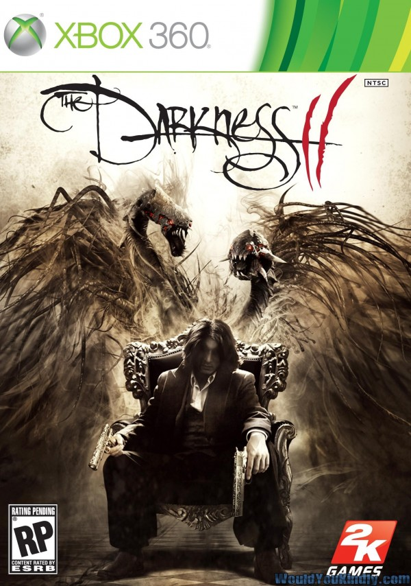 The Darkness II - Xbox 360 | PAL [MULTI] (Exclue)