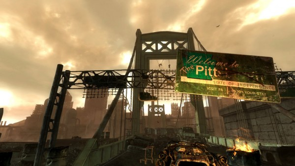 Fallout 3 The Pitt Steel Ingot Locations