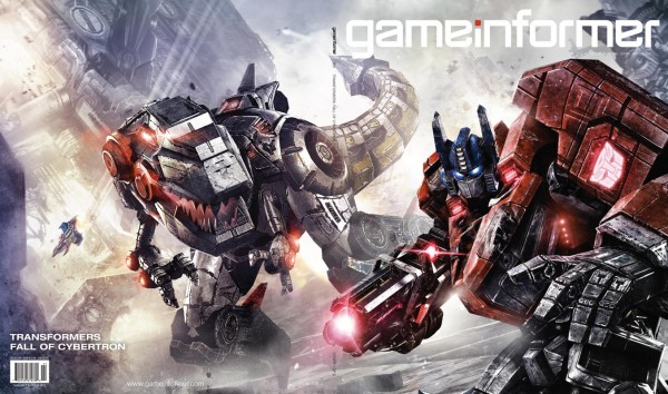Transformers: Fall of Cybertron announced, coming late 2012