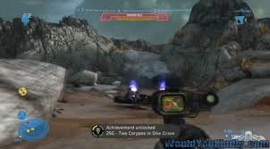 Halo Reach: Two Corpses In One Grave Achievement
