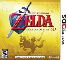 Review: The Legend of Zelda: Ocarina of Time 3D