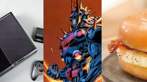 Gaming on the Rocks Episode 29 — Xbox One, General Zod, and Donuts