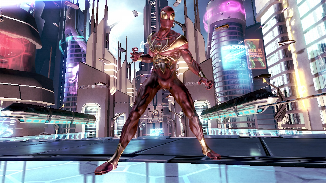 wouldyoukindlycom � spiderman shattered dimensions pre